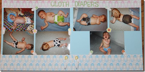 LOAD21 cloth diapers